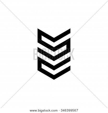 Letter S C Logo Design Vector Template.initial C S Symbol