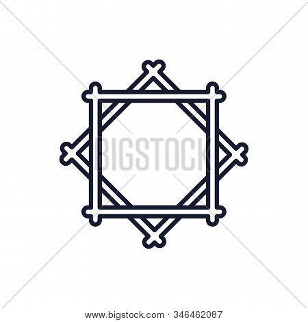 Lakshmi Star Symbol Design, Religion Culture Belief Religious Faith God Spiritual Meditation And Tra