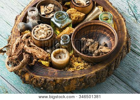 Various Kinds Of Herbal