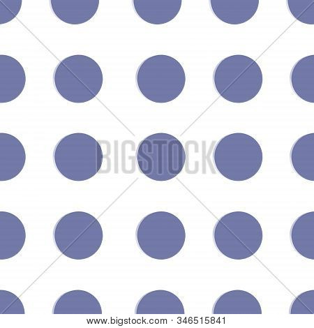 Dotted, Pop Art Background, Pop Art Pattern. Symbolic Background Of Art Of 1960s. Circle Art Round B