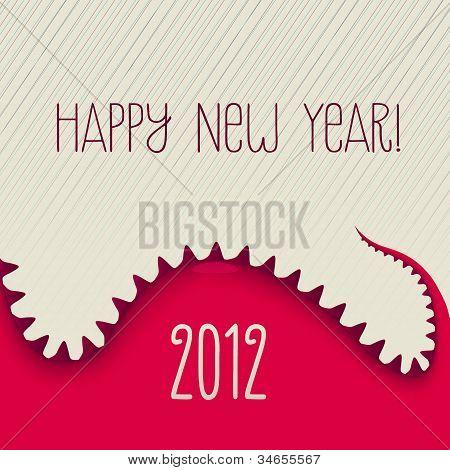 New Year Dino