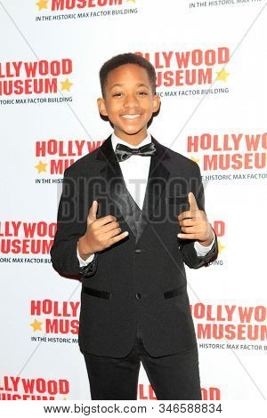 LOS ANGELES - JAN 18: Brandin Stennis at the Hollywood Museum's celebration for the 40th Anniversary of