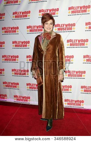 LOS ANGELES - JAN 18: Carolyn Hennesy at the Hollywood Museum's celebration for the 40th Anniversary of