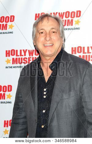 LOS ANGELES - JAN 18: Billy Van Zandt at the Hollywood Museum's celebration for the 40th Anniversary of