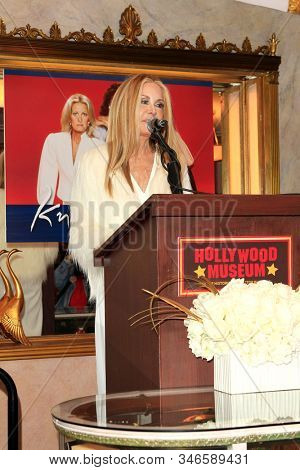 LOS ANGELES - JAN 18: Joan Van Ark at the Hollywood Museum's celebration for the 40th Anniversary of