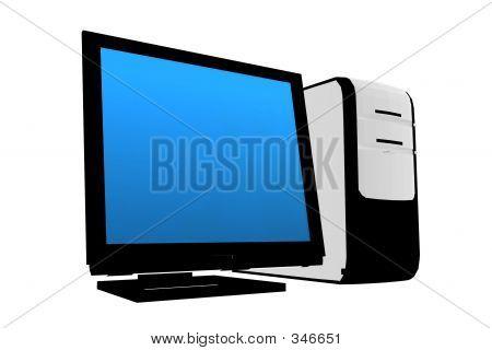 Isolated Desktop Computer Ii
