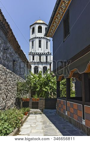 St. Constantine And St. Elena In Old Town Of Plovdiv, Bulgaria