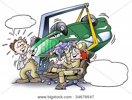 Alternative Auto Lifts