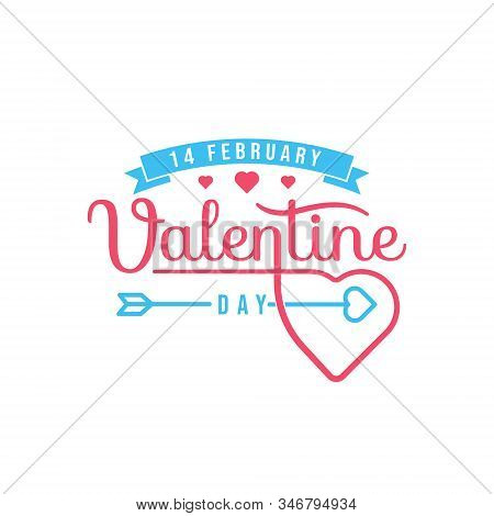 Valentines day vector. Valentines day, February 14 in vector EPS 10. Valentine, valentine day, Valentines Day background, Valentine's day banners, Valentines Day flyer, Valentines Day design, Valentines Day with Hearts.