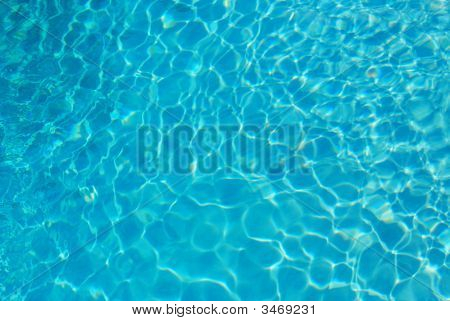 Pool Water Ripples