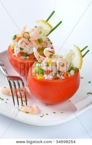 Stuffed tomatoes