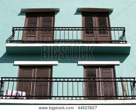 Balconies 3