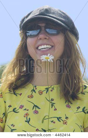 The Nice Girl With A Camomile Ii