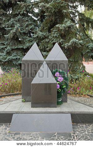 Chernobyl Technological Catastrophe Memorial, Korosren, Ukraine