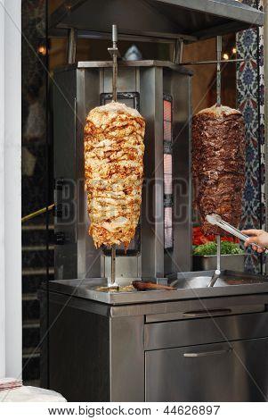 Traditional Arabic/turkish Food
