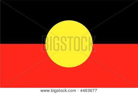 Аборигенов флаг