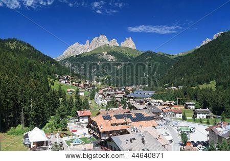 Alba Di Canazei, Trentino, Italy