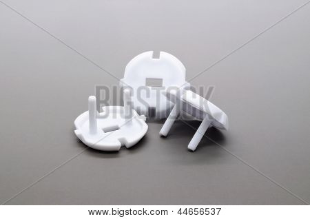 Electric Outlet, A Child Safeguard