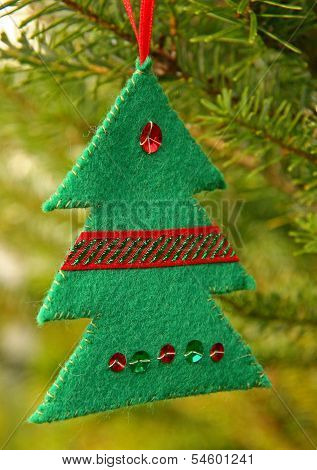 Hand Made Christamas Decoration