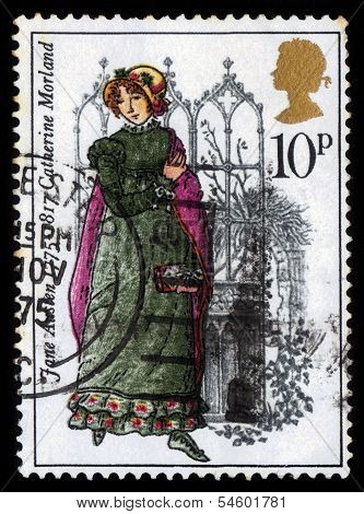 Catherine Morland By Jane Austen