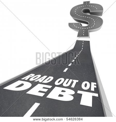 Road Out of Debt Money Help Counseling