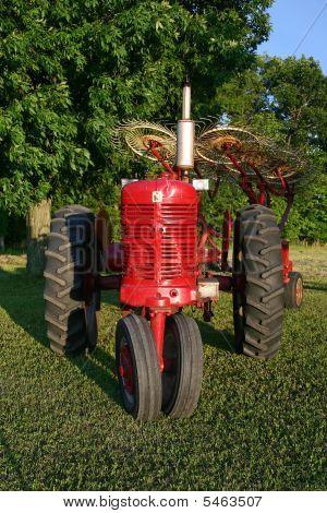 Old Farmall Tractor