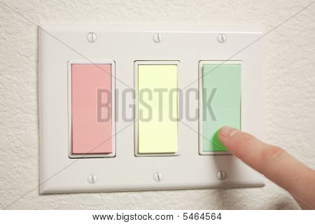 Colored Switches