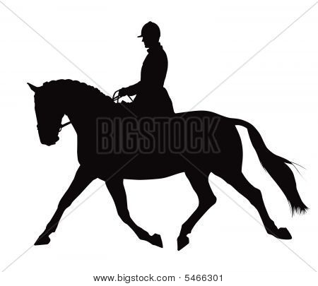 Fox Hunt Horse