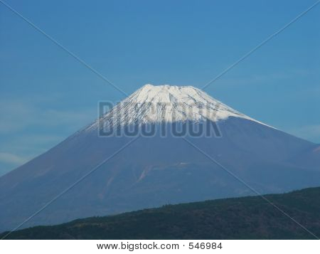 Japan Hakone Mt Fuji Closer