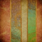 A multi-layered rich textured background for scrapbooking and design poster