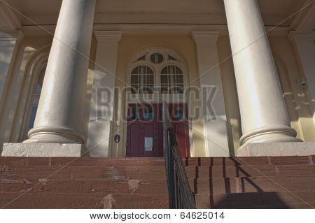 Courthouse in Warrenton, Virginia