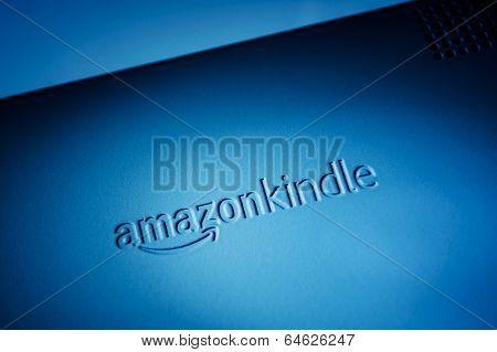 Amazon Kindle Reader
