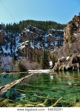 Hanging Lake Spring
