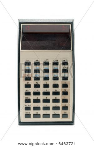 Seventies Calculator