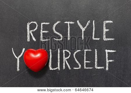 Restyle Yourself