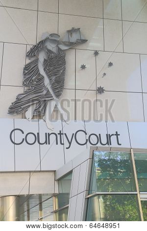 County Court Melbourne