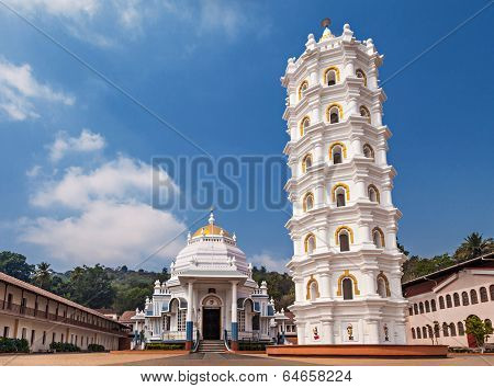 Shri Mangeshi Temple