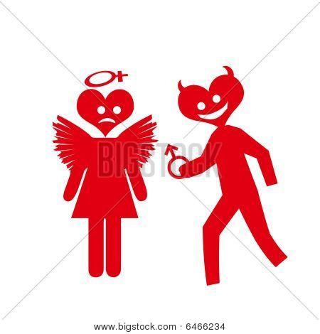 Sex symbol valentine