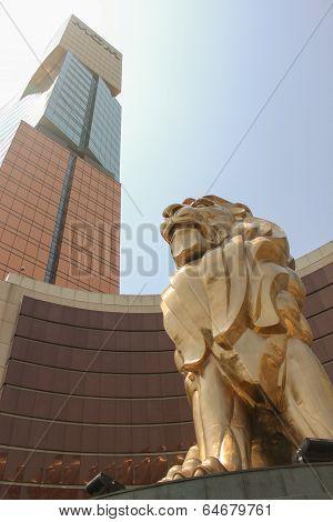 Gold Lion Near Mgm Casino