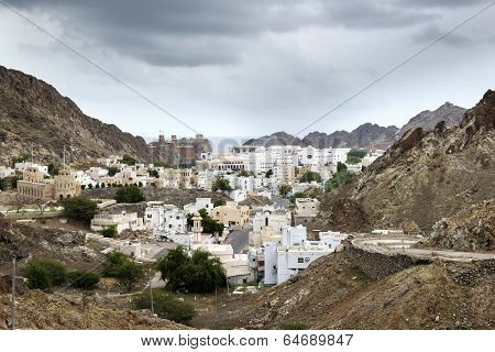 View To Muscat