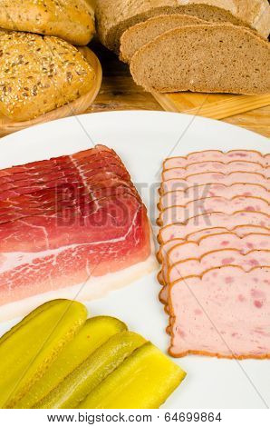 Cold Meat Snack