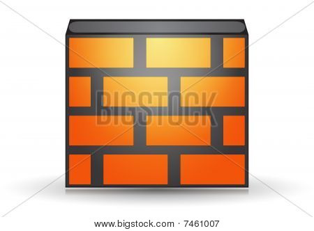 Orange firewall