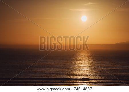 Sunrice in Sanur