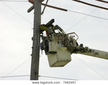 Electrical Company Repairman