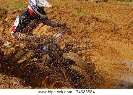 Motocross Biker