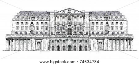 Bank of England London, Sketch collection