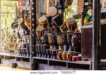 Drums In Thailand