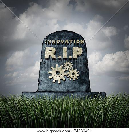 Failure To Innovate
