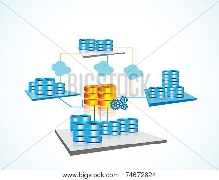 Concept of Data warehousing and Big data