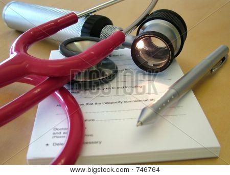 Dermatologists Desk